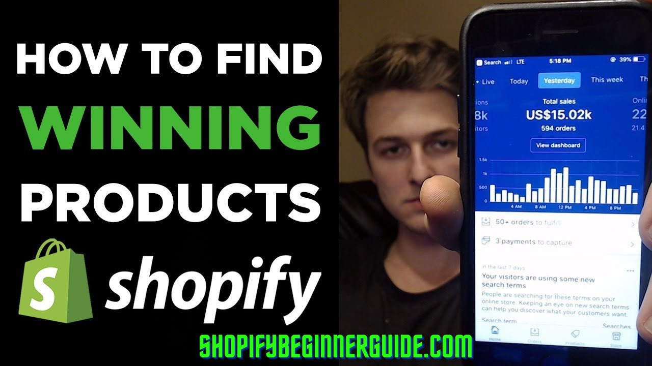 Shopify Winning Product